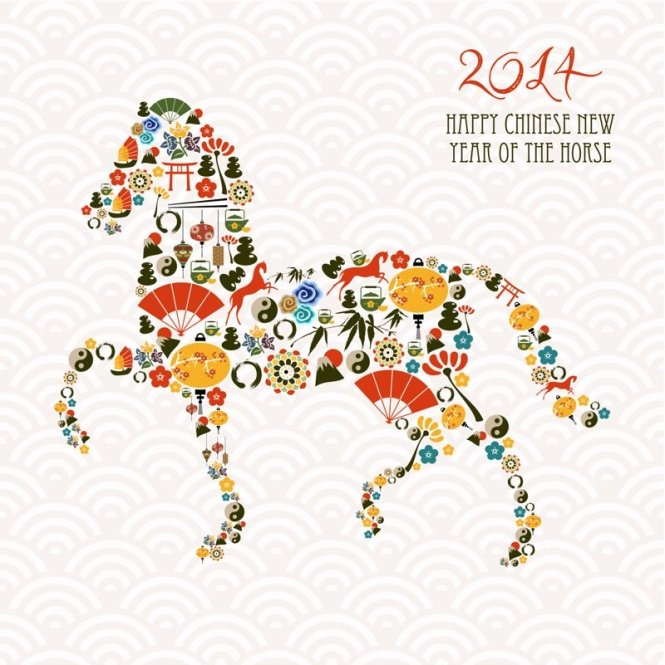Happy Chinese New Year: The Year of the Horse